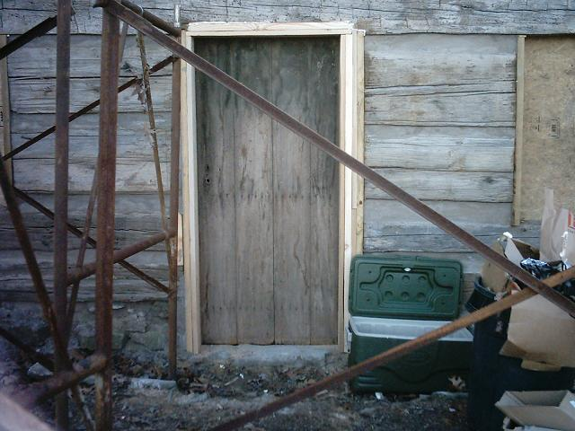 North Door